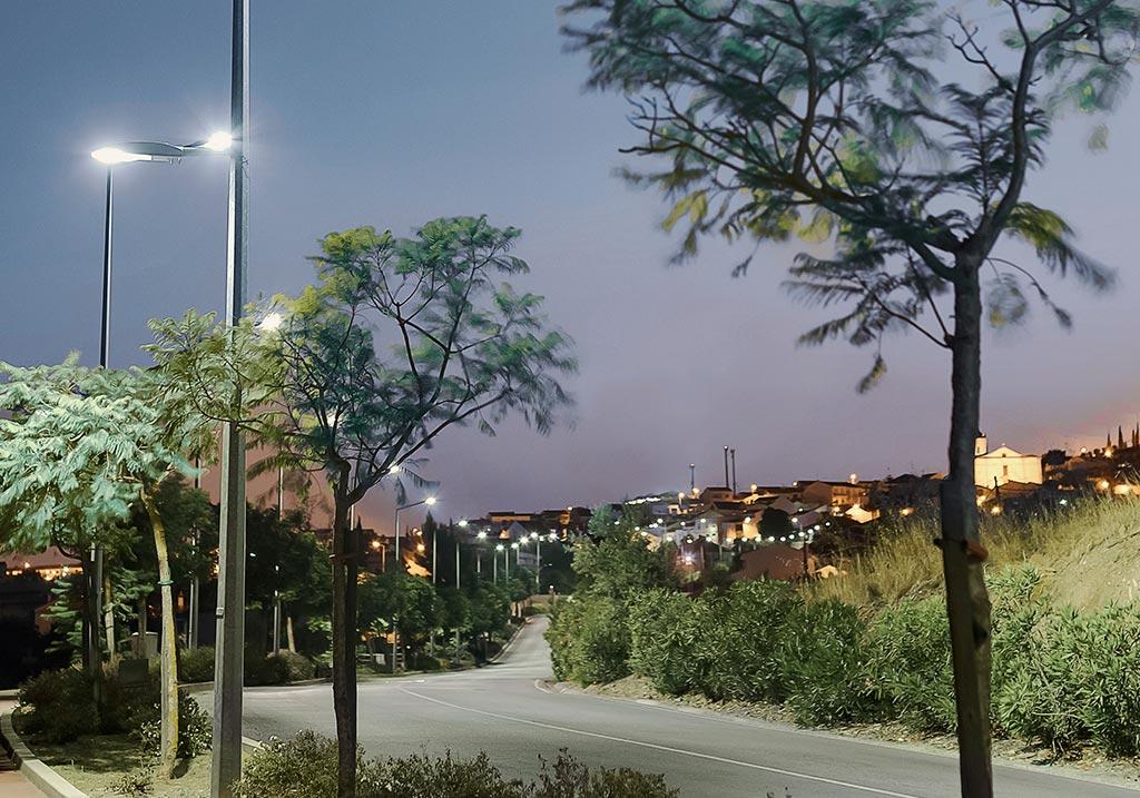 Iluminação Pública Led - Aljustrel