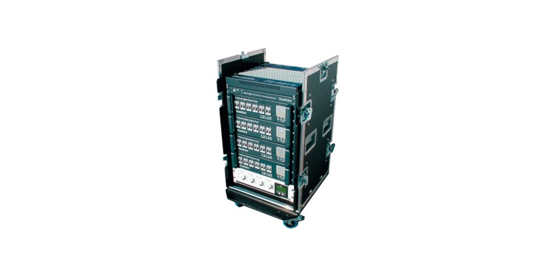 dimmers em flight case - fr4815 | fr2415 | fr2415-ii