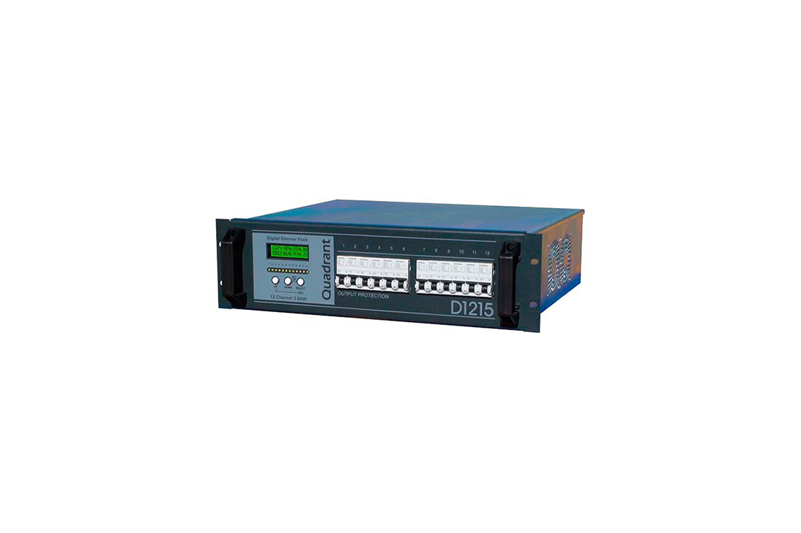 dimmers rack - d350 | d625 | d1215