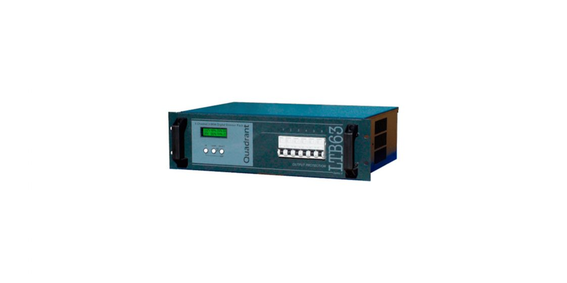 dimmers rack - ltb63ii