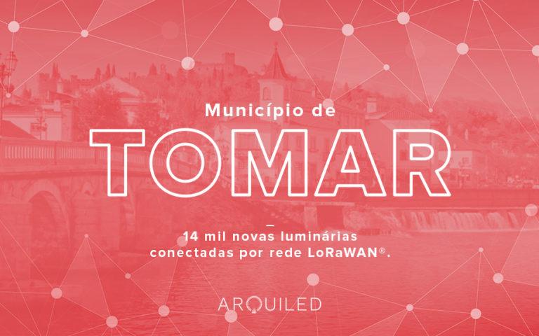 Projeto LoRa, Tomar