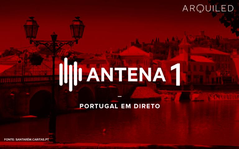 Projeto Iluminação Pública de Tomar, Arquiled - Antena 1