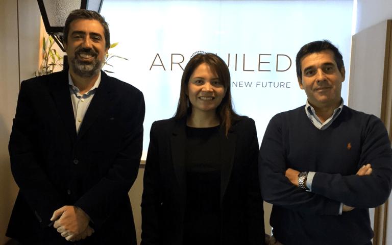 Agência de Investimento de Quindo - Lisboa, 2018