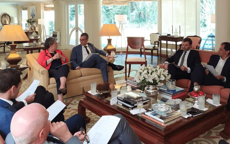 Consejo Económico para la Internacionalización en Colombia - Bogotá, 2019