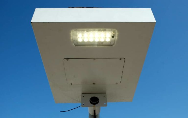 LLESA prototype installed in Mora, Portugal 02