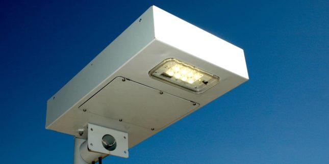 LLESA - Autonomous LED Solar Luminaire 01