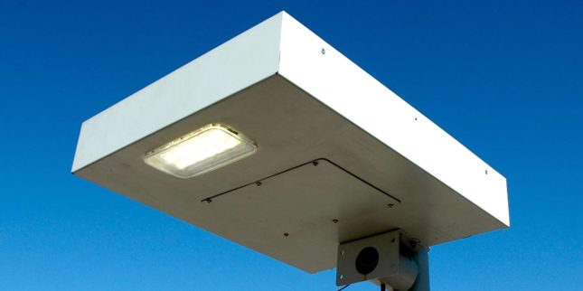 LLESA - Autonomous LED Solar Luminaire 02
