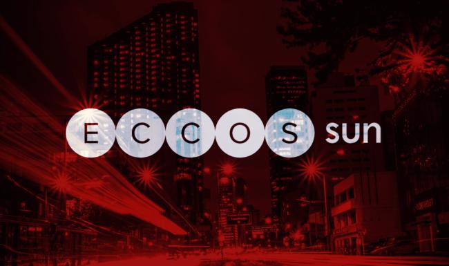 ECCOS SUN - sistema de ocntrolo de iluminação pública em redes partilhadas