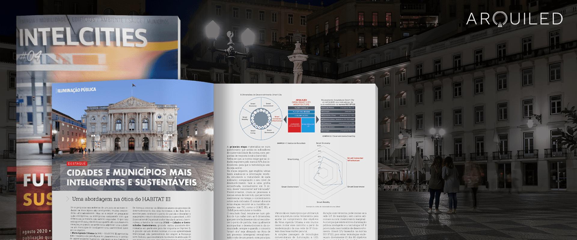 Uma Arquitetura aberta de Smart City - Arquiled, IntelCities Agosto 2020
