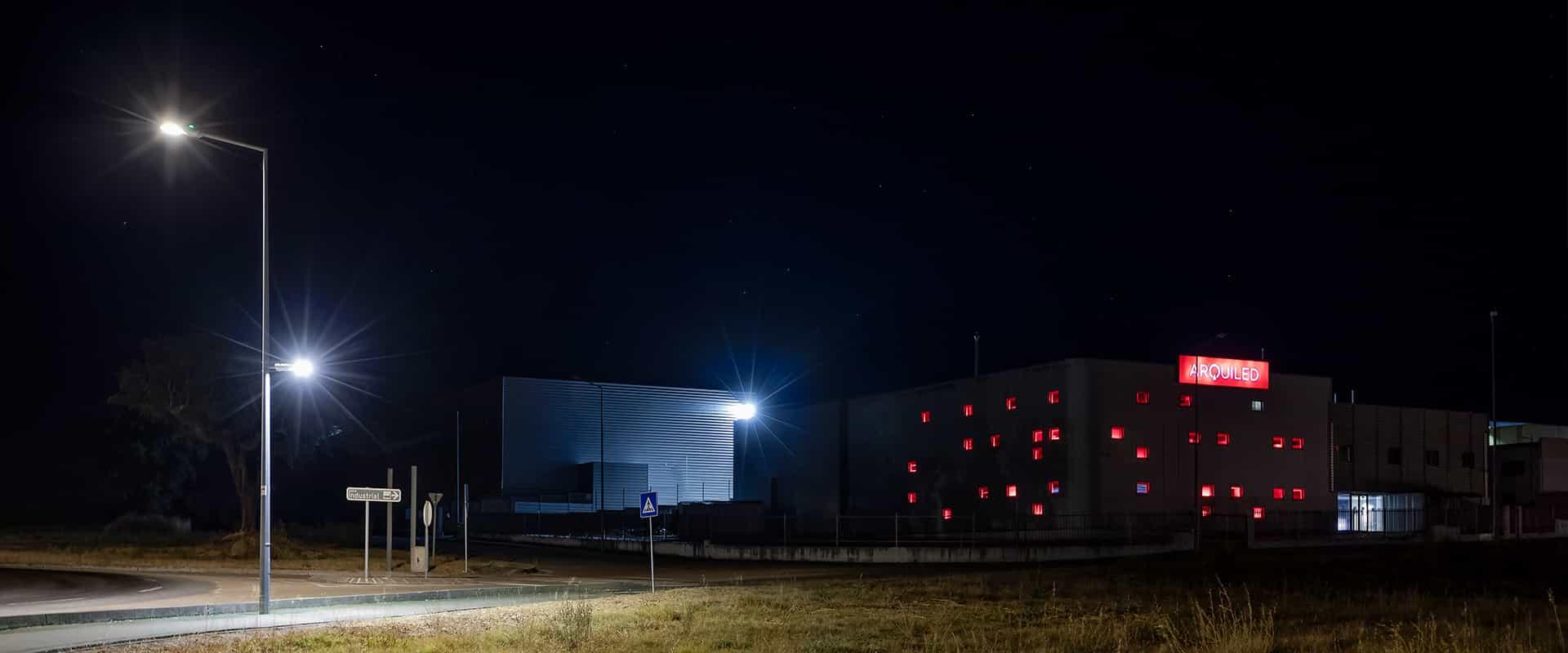 Arquiled Iluminação Pública LED - Projeto - Mora