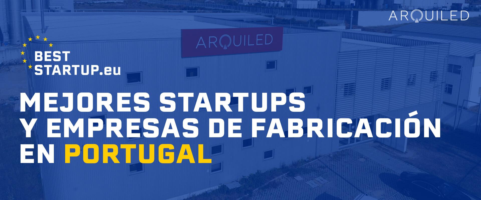 Arquiled - Nomeação Melhores Fabricantes e Startups