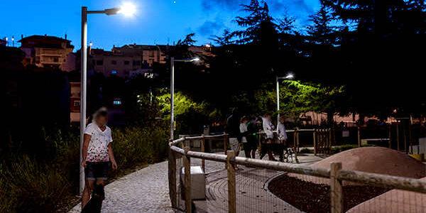 Arquiled Iluminação Pública LED - Projeto - Parque Urbano Outeiro da Vela - Amoreiras